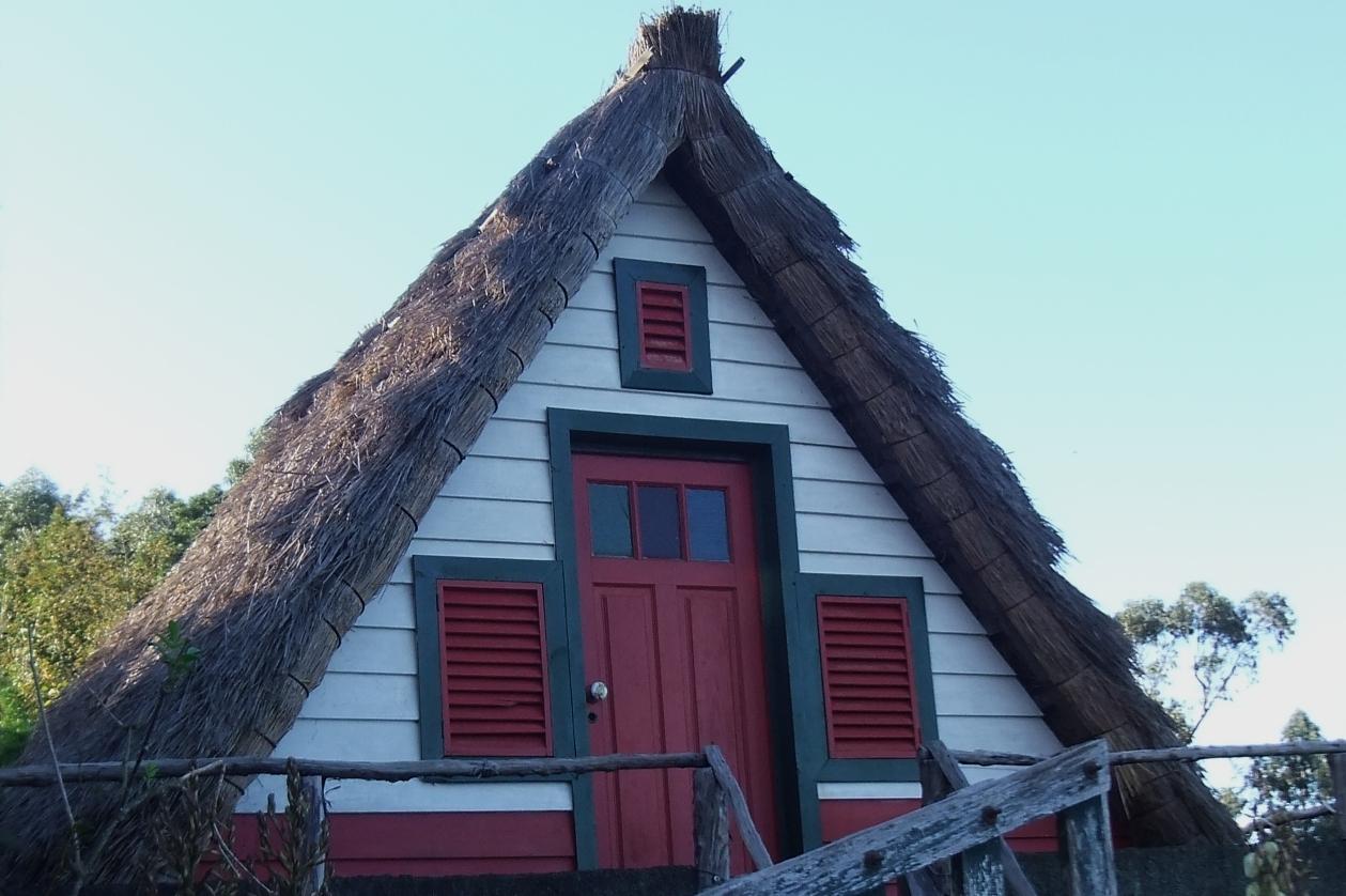 Casa do colmo