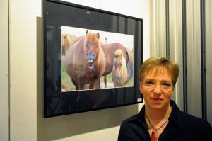 Martina vor Pferd KlammerWA