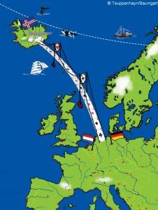 Bridge to IcelandWZ