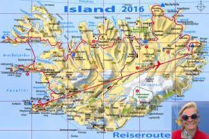 Reiseroute Regel 2016